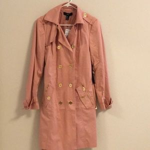 Trench coat NWT size M